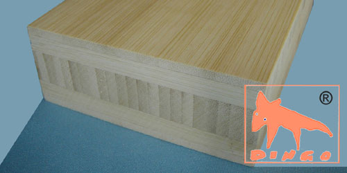 Bamboo Furniture Board 5-Layers  HV  - 2440*1220/3000*700/4000*620/ *40 mm