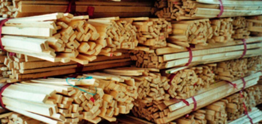 How bamboo products are made