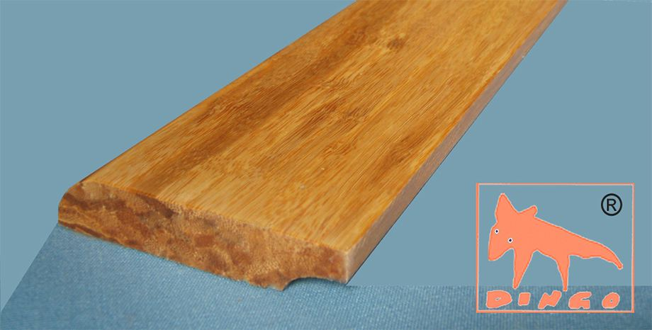 Bamboo High Density - in both Colours `Honey` and `Marron` - 1830*68*15 mm - finished - picture: Honey