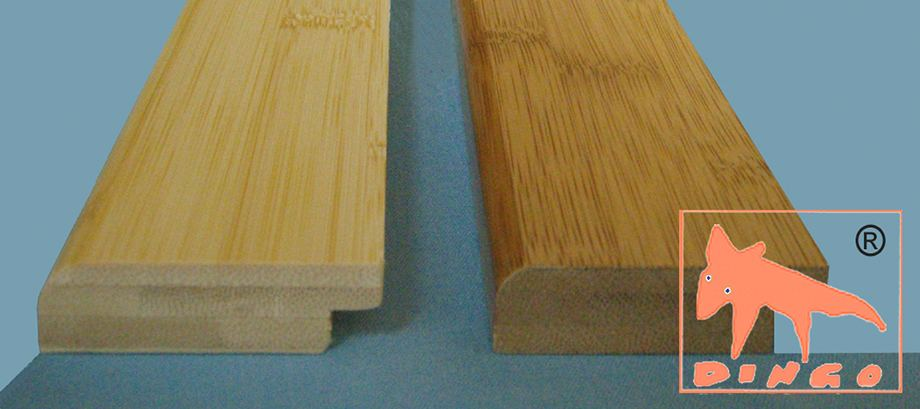 Horizontal - in both Colours `Bamboo Nature` and `Canoe Brown` - 2000*50*15 mm - unfinished or finished