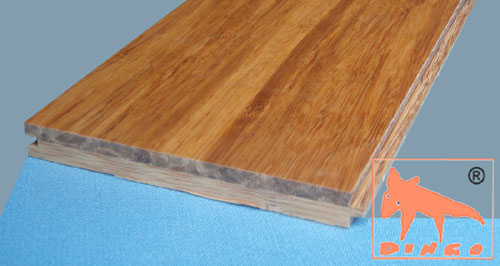 Top Layer DURABAM 4 mm - 920*96*10 mm - colour `Marron` - finished - perfect for Underfloor Heating