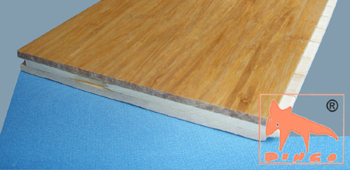 Top Layer DURABAM 3 mm - 1830*142 *13 mm - colour `Honey` - oiled, lacquered, with microbevel - qualified for Underfloor Heating