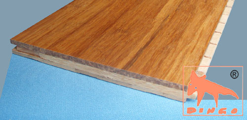 Top Layer DURABAM 3 mm - 1830*142*13 mm - colour `Marron`- oiled, lacquered, with microbevel - qualified for Underfloor Heating
