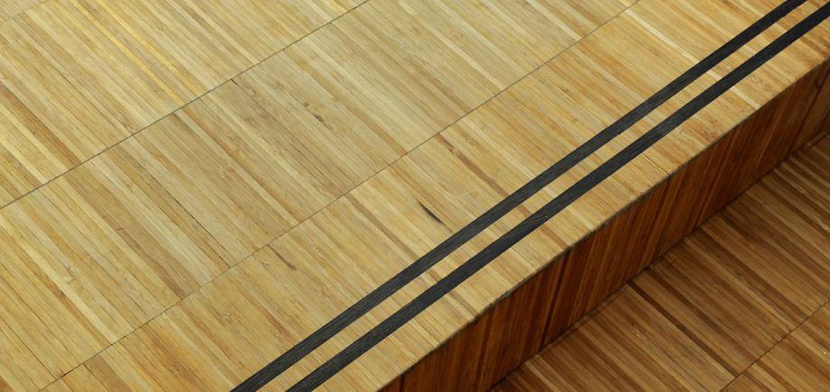 5. Parquet bambou industriel photos