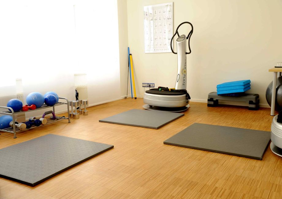 Power Plate Fitness Studio in Stuttgart